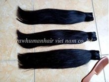 Picture of DOUBLE DRAWN WEFT HAIR STRAIGHT 50CM (20INCH)