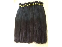 Picture of DOUBLE DRAWN STRAIGHT HAIR IN BULK 60CM( 24 INCH)
