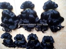 Picture of CAMBODIAN WAVY/ CURLY HAIR IN WEFT